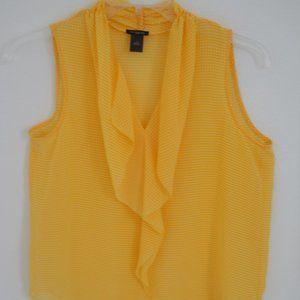 Ann Taylor woman's sleeveless blouse